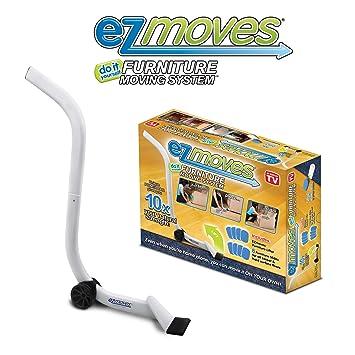 All Star Products EZ011106 EZ Moves del coche con pantalla de mover muebles negro y plateado y 8 cristales para muestras microscópicas: Amazon.es: Hogar