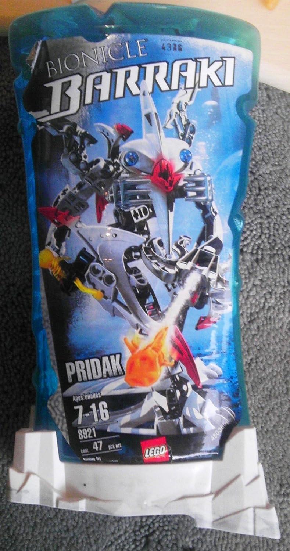 B000GDI5E4 LEGO Bionicle Pridak 81KvyjVPuTL.SL1500_