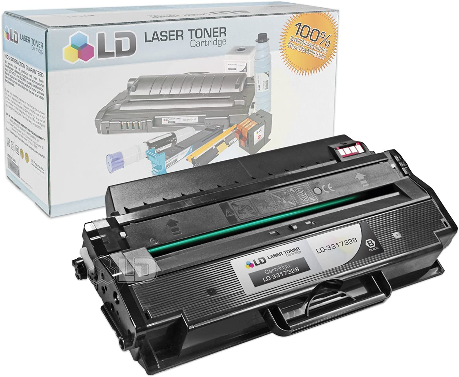 C3760DN C3760N 331-8431 331-8427 C3765 Works with: C3760 Ink /& Toner USA Compatible Toner Replacement for Dell 331-8423 C3765DNF Magenta