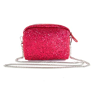 Amazon.com: Bewaltz - Bolso bandolera para niñas pequeñas: Shoes
