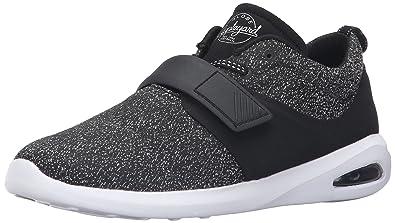 Globe Men's Mahalo Lyte Walking Shoe, Black/White Strap, ...