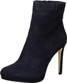 33b89543d02 Nine West Women s Quanette Suede Ankle Boot