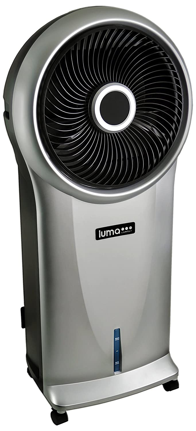 Luma Comfort EC110S Portable Evaporative Cooler with 250 Square Foot Cooling, 500 CFM Luma Comfort Corporation