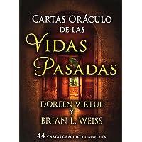 Vidas pasadas: Cartas oráculo. Libro y cartas