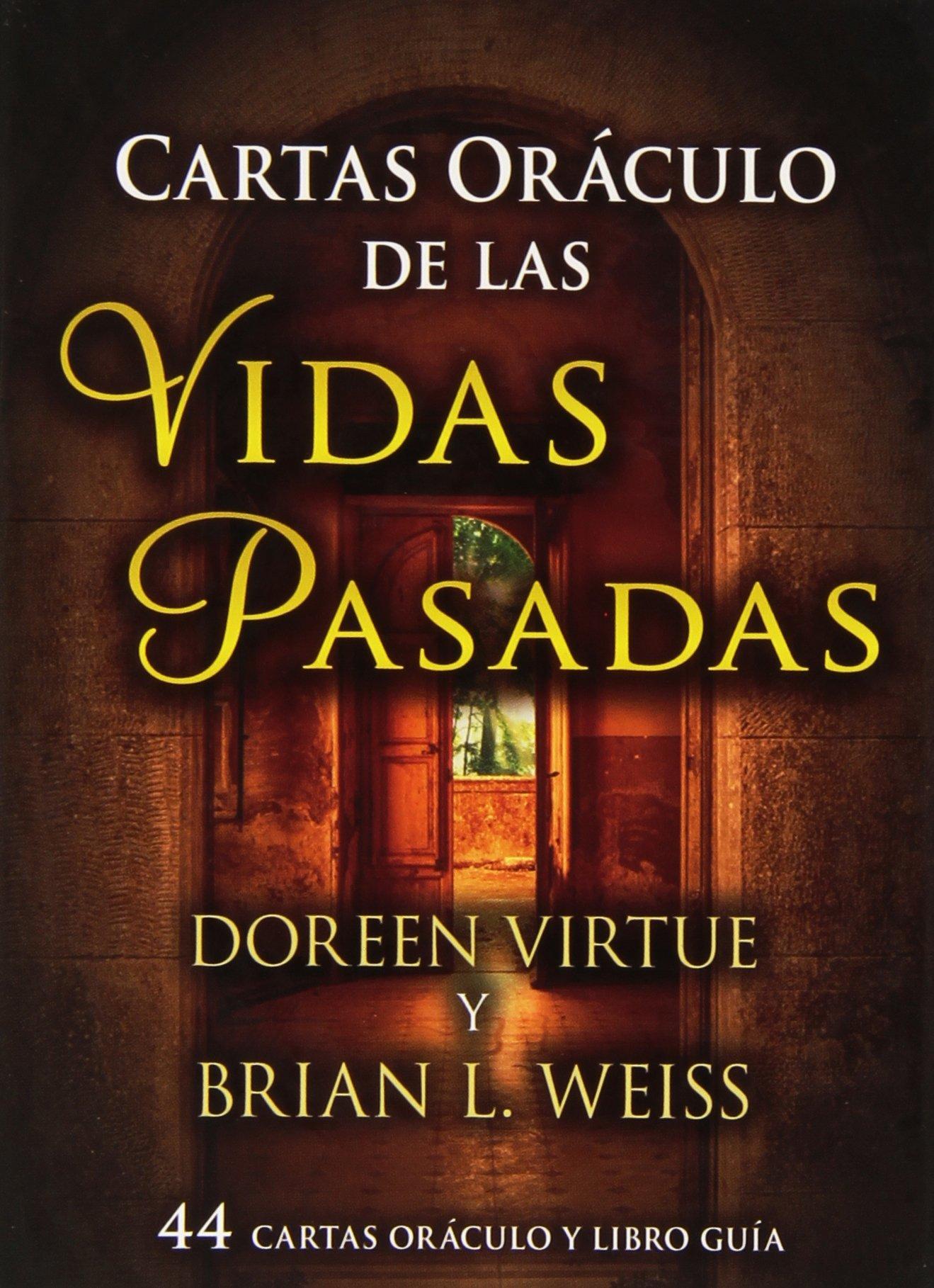 Cartas Oráculo De Las Vidas Pasadas: Amazon.es: Doreen ...