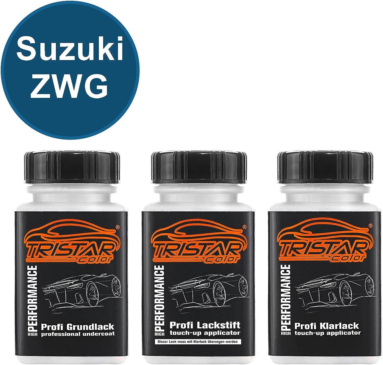 Kit Stylo Retouche Peinture MSRP Suzuki ZWG Speedy Blue