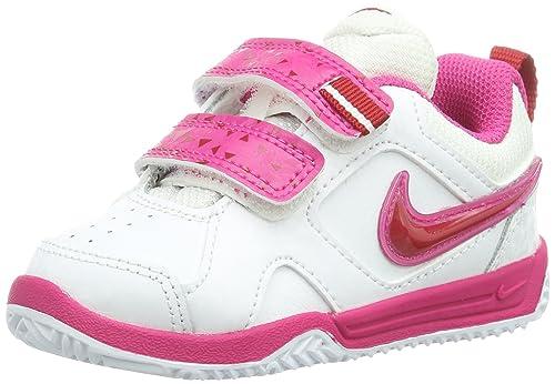 NikeLykin 11 (TDV) - Botines de Senderismo Bebé-Niños, color Blanco, talla 27 EU: Amazon.es: Zapatos y complementos