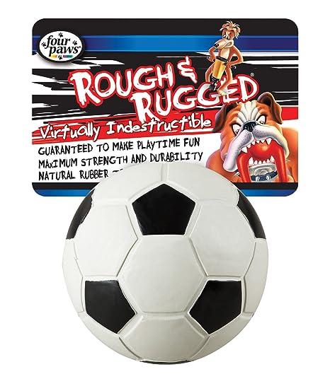 Amazon.com: Cuatro patas Rough y Rugged 2.75 inch Balón de ...
