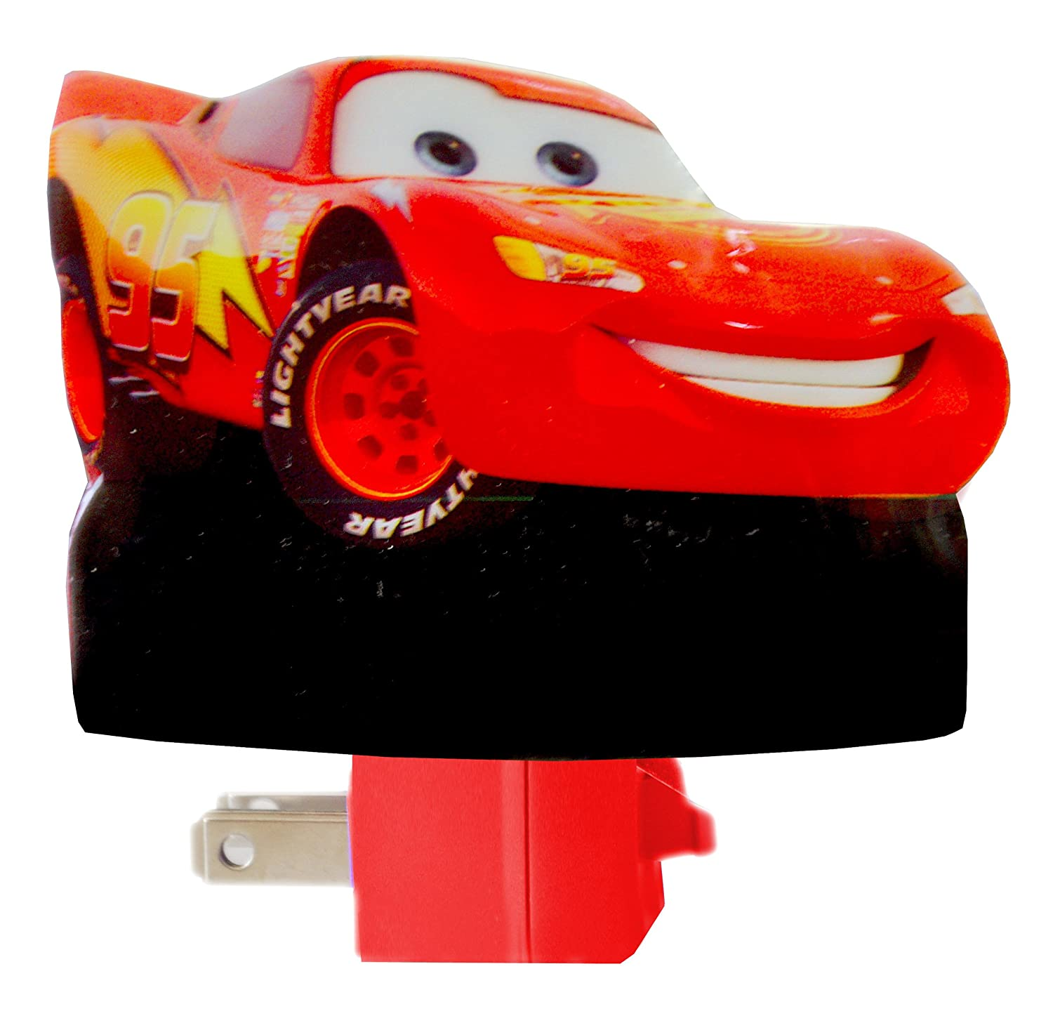 Amazon Disney Cars Lightning McQueen Night Light Toy Toys