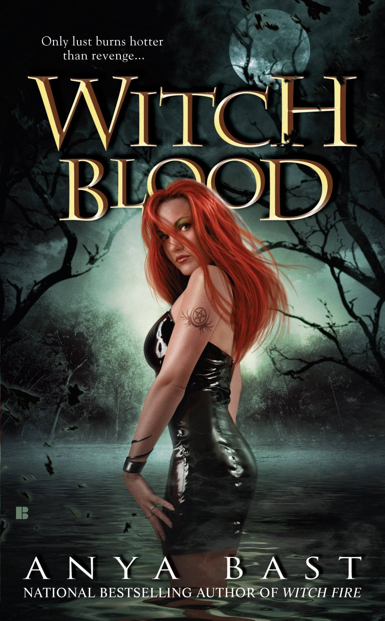 Witch Blood (Elemental Witches, Book 2)