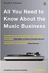 All You Need To Know About The Music Business Paperback