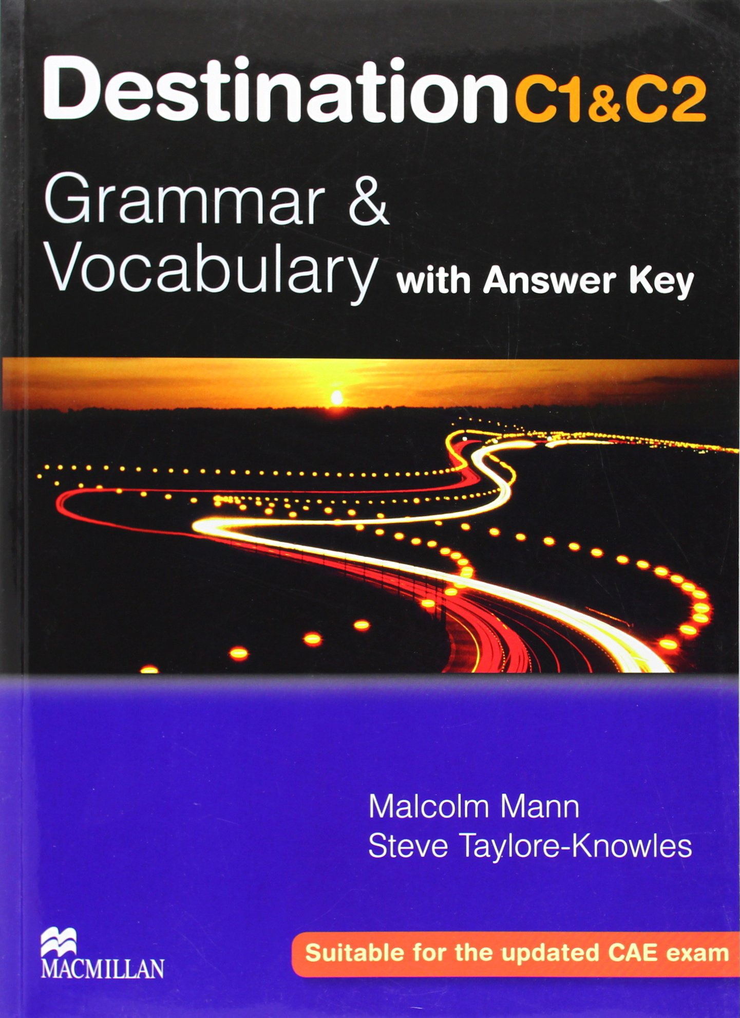 Destination C1&C2 Upper Intermediate Student Book +key: Student's Book with Key