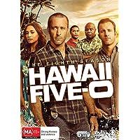 Hawaii Five-0: The Eighth Season (DVD)
