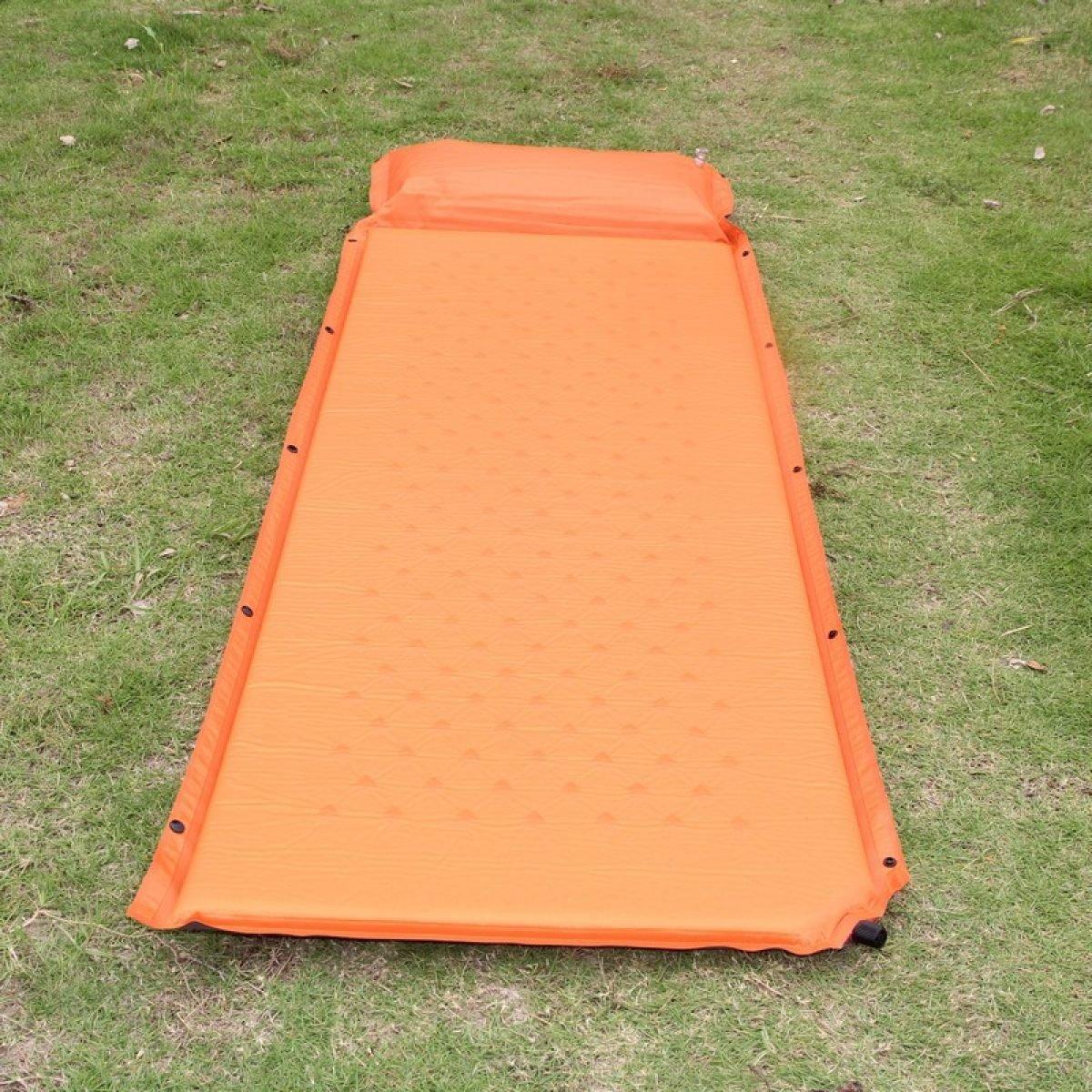 Bequemer Hoher Elastizitäts-Schwamm Kann Mit Kissen-automatischen Aufblasbaren Auflage-Zelt-Kissen Genäht Werden