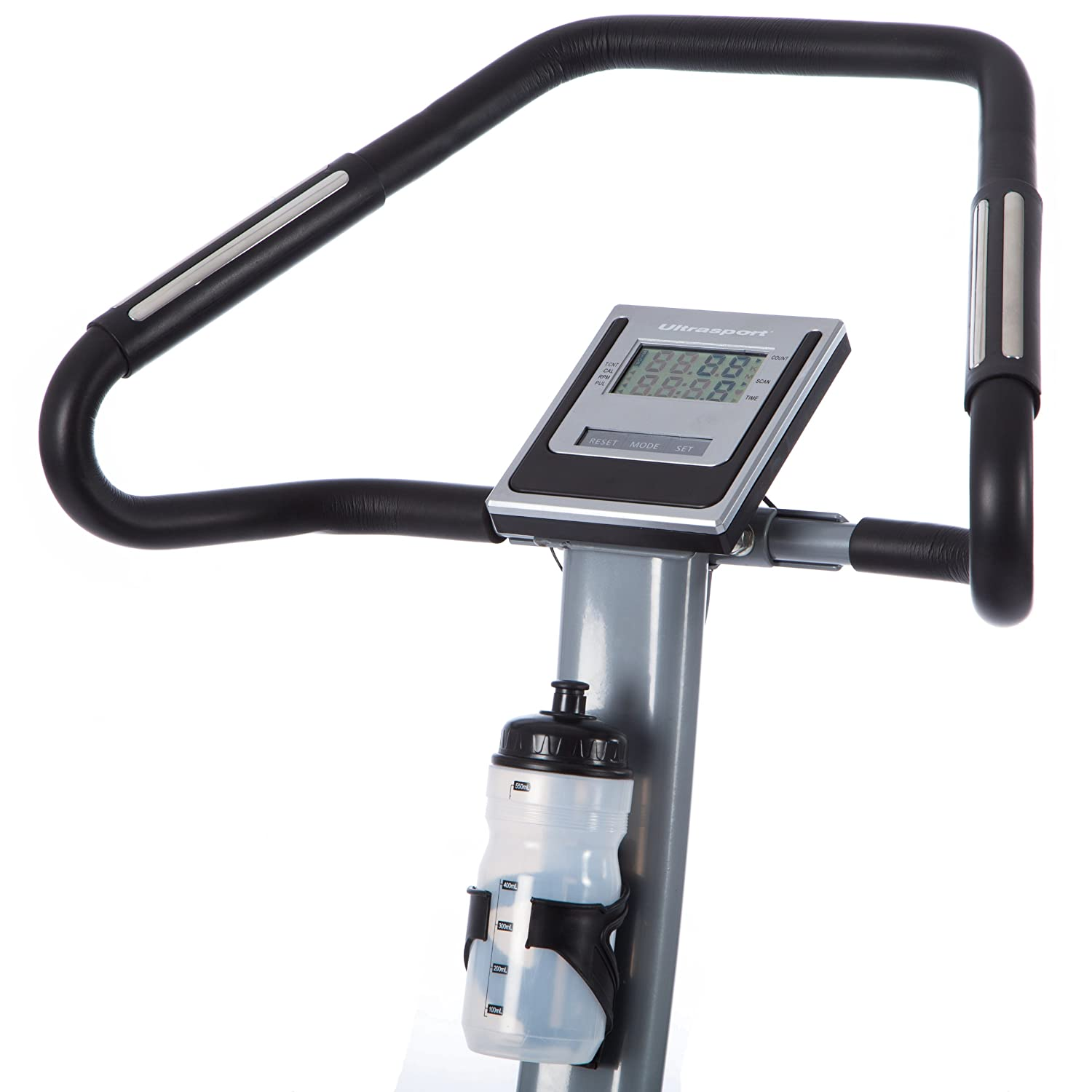 Ultrasport Power Stepper Exercise Device with Wrist Pulse Sensors Silver: Amazon.es: Electrónica