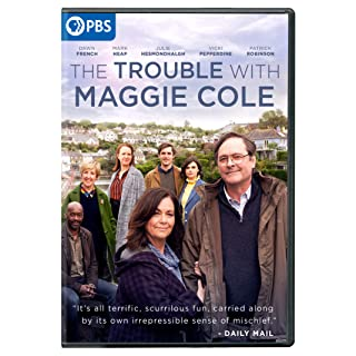 Book Cover: The Trouble With Maggie Cole