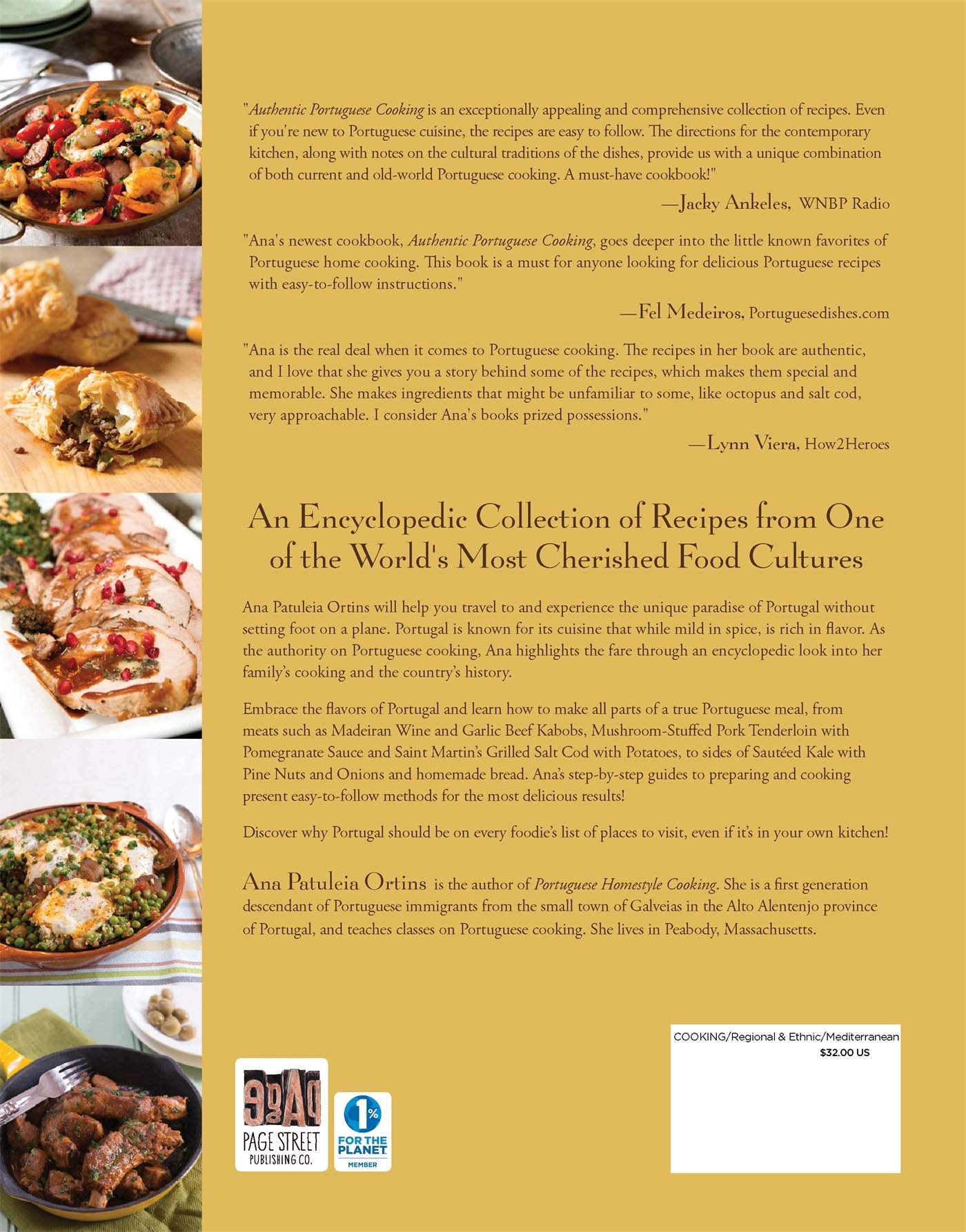 Madeira and Continental Portugal More Than 185 Classic Mediterranean-Style Recipes of the Azores Authentic Portuguese Cooking