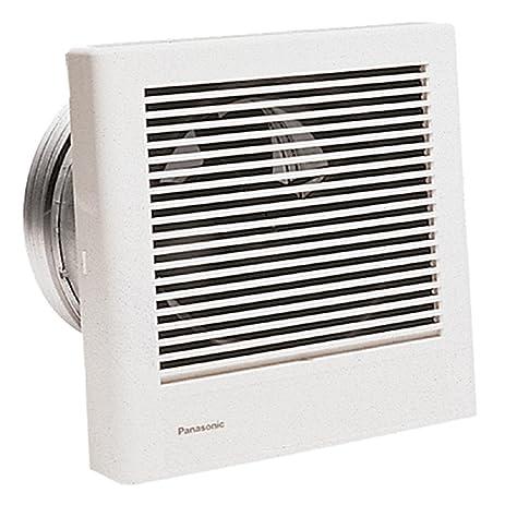 81KwOYYW6TL._SY463_ panasonic fv 08wq1 whisperwall 70 cfm wall mounted fan bathroom Panasonic Car Stereo Wiring Diagram at fashall.co