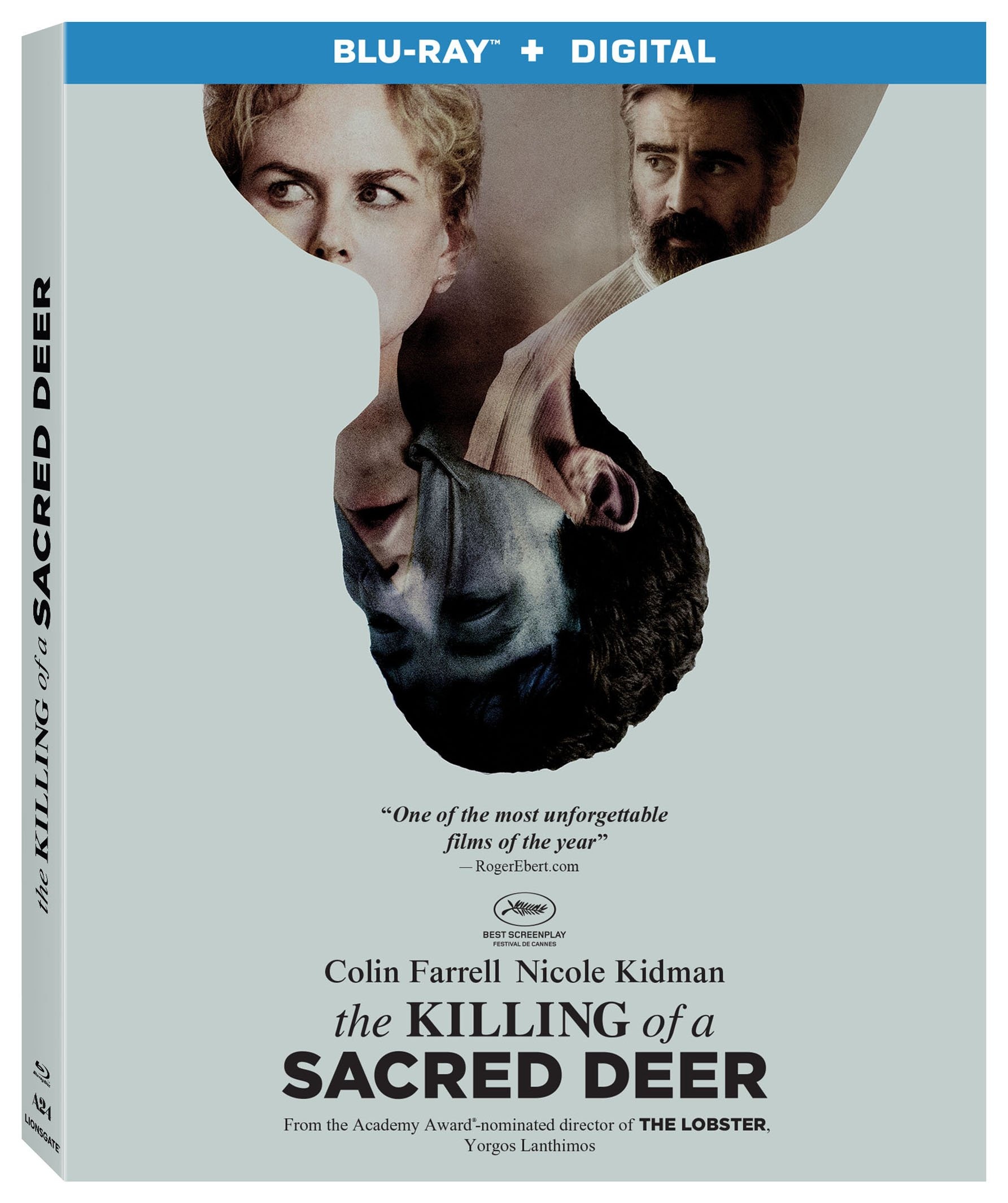 Blu-ray : The Killing Of A Sacred Deer (Widescreen, AC-3, Digital Theater System, )