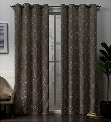 Exclusive Home Curtains Belmont Panel Pair
