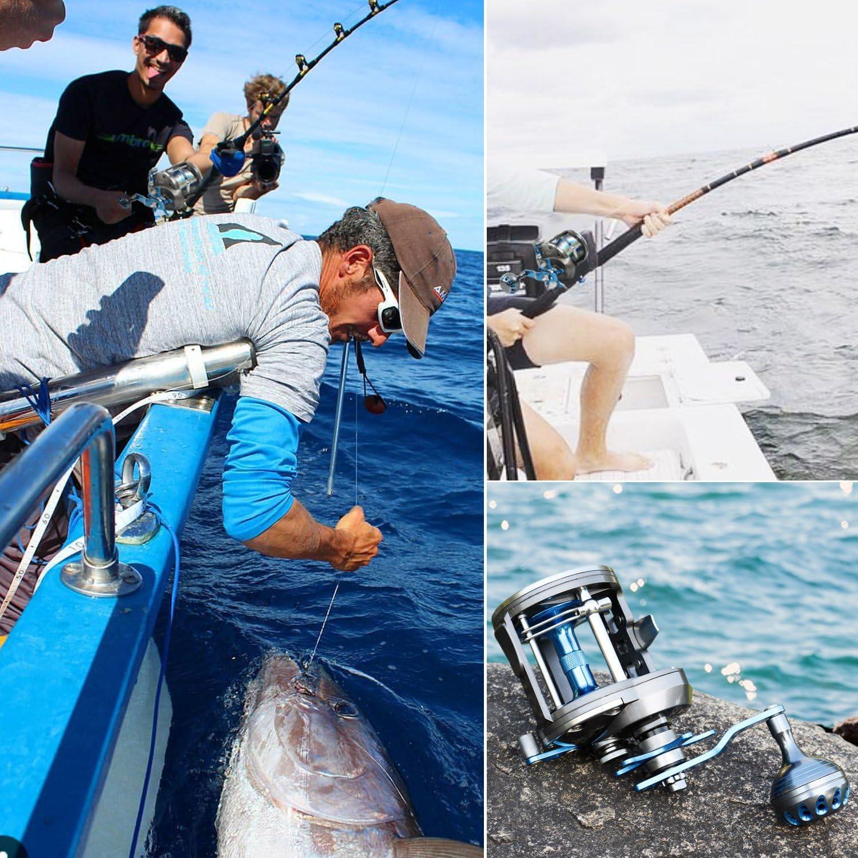 Pêche à la longue ligne clip Big Game Fishing Tackle Bass Fishing Gear