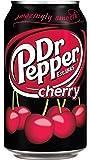 Dr Pepper Cherry 33cl (pack de 24)