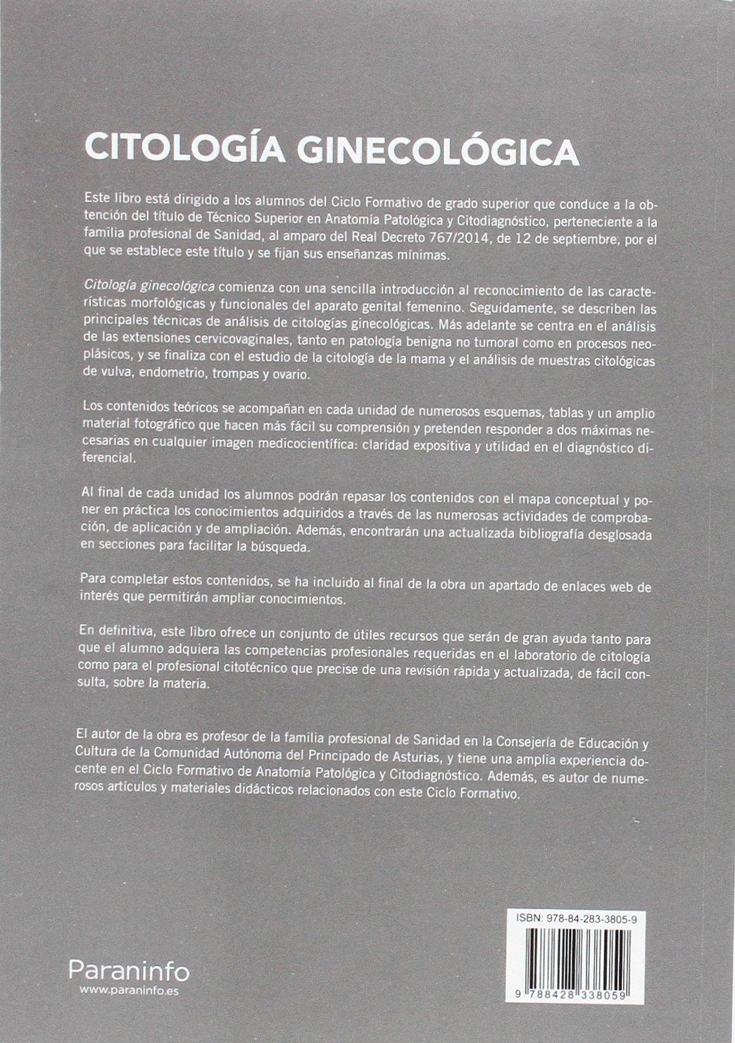 Citología Ginecológica Rafael Martinez Giron 9788428338059