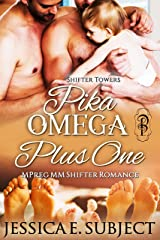 Pika Omega Plus One: Mpreg MM Shifter Popstar Romance (Shifter Towers Book 3) Kindle Edition