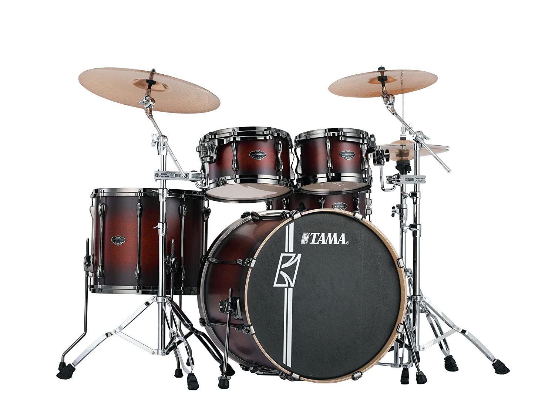 Tama Superstar Custom Maple 5 Piece Drumkit With  Amazon.co.uk  Electronics 0427a0b69