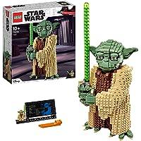 LEGO Star Wars 75255 Yoda Figure Building Kit (1771 Pieces)