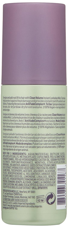 Amazon.com: Pureology Clean Volume Instant Levitation Mist, 1.0 Fl Oz: Luxury Beauty