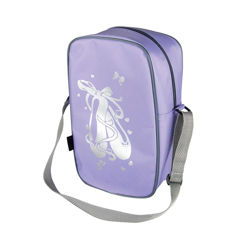 Tappers Pointers Girl's & große Handtasche Tasche, zum Tanzen zum Tanzen - Lila One Size Tappers & Pointers