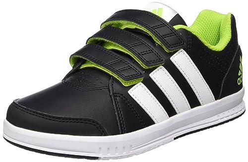 super popular ba196 6f2fb adidas LK Trainer 7, Chaussures de course mixte enfant, Noir - Schwarz (Core