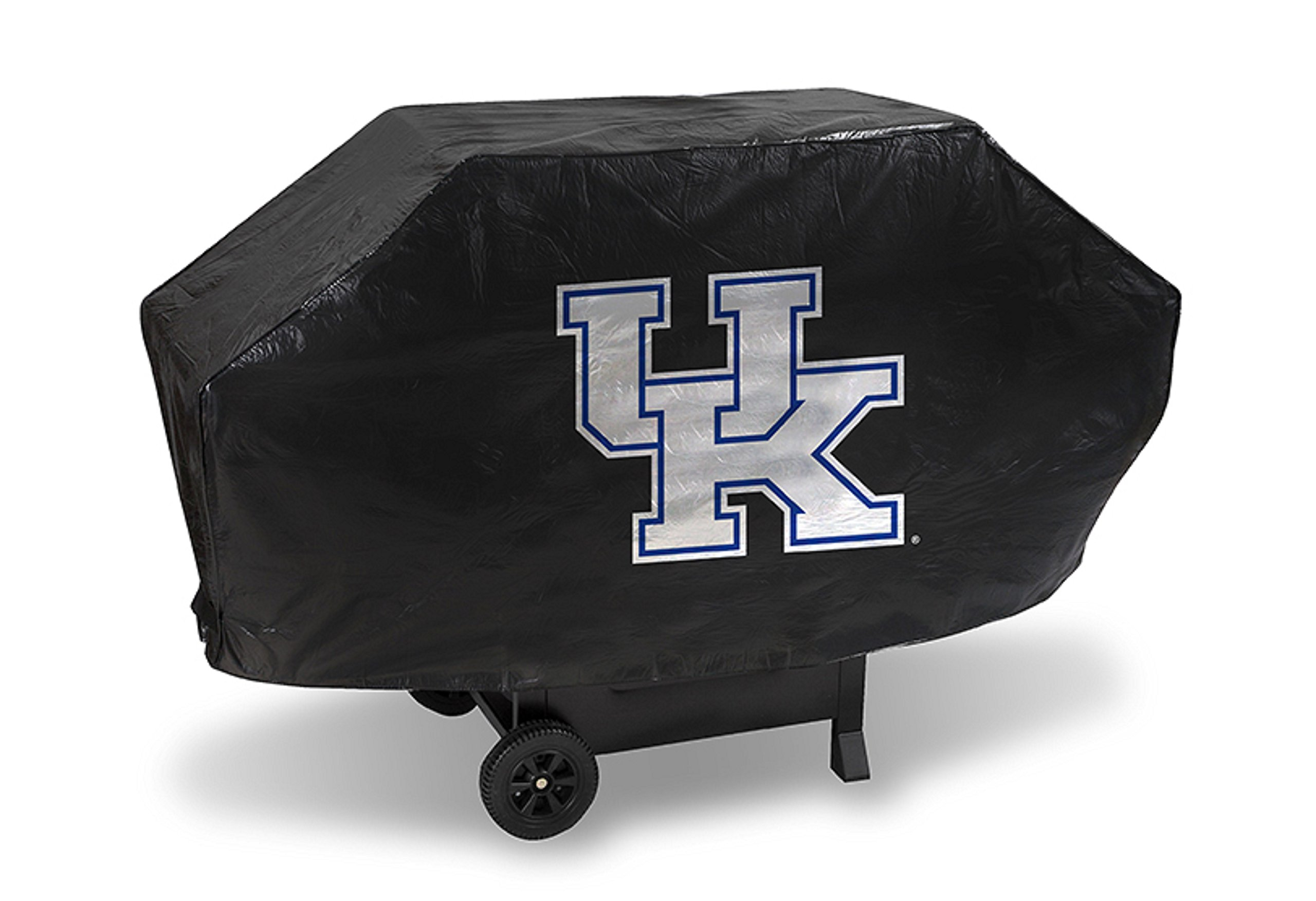 NCAA Kentucky Wildcats Vinyl Padded Deluxe Grill Cover