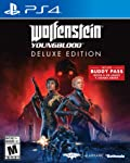 Wolfenstein: Youngblood - Deluxe Edition - PlayStation 4
