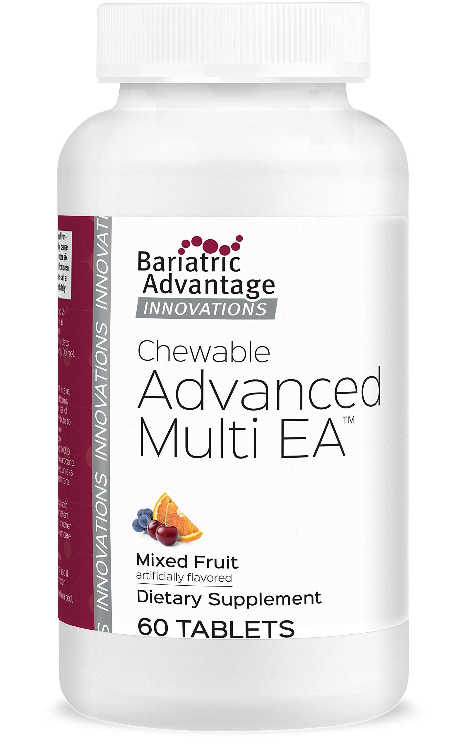 Bariatric Advantage Advanced Multi EA Chewable Multivitamin 60 ct