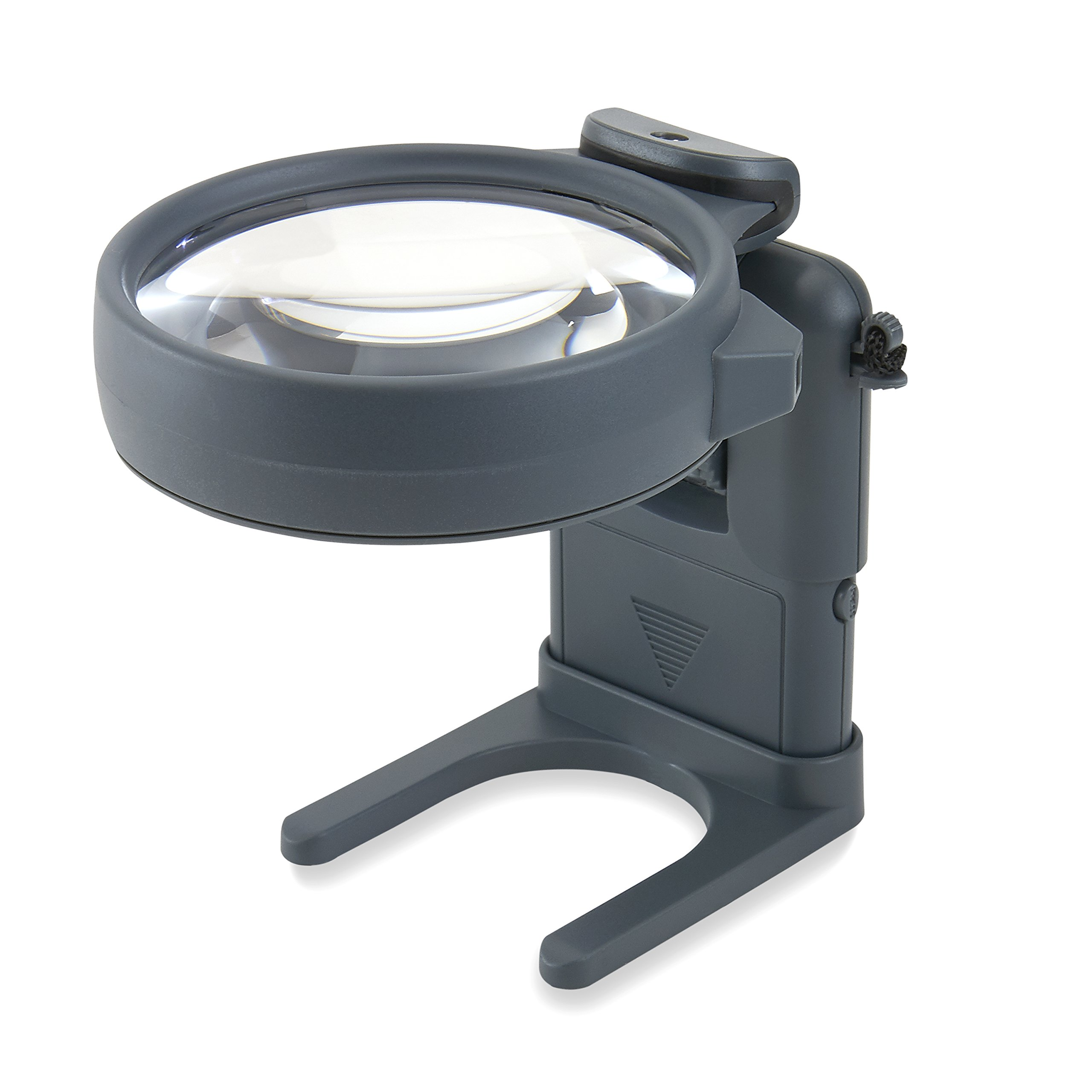 Carson 3-in-1 LED Lighted Magnifying Glass (HM-30) by Carson (Image #6)