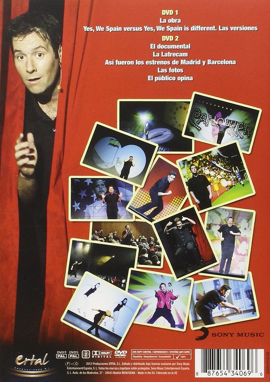 Yes, We Spain [DVD]: Amazon.es: Carlos Latre: Cine y Series TV