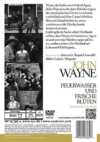 Feuerwasser und frische Blüten: Amazon ca: Spielfilm: DVD