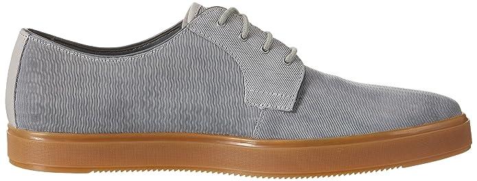 Clarks Homme Chaussures Chaussures Bleu Denim Calderon À