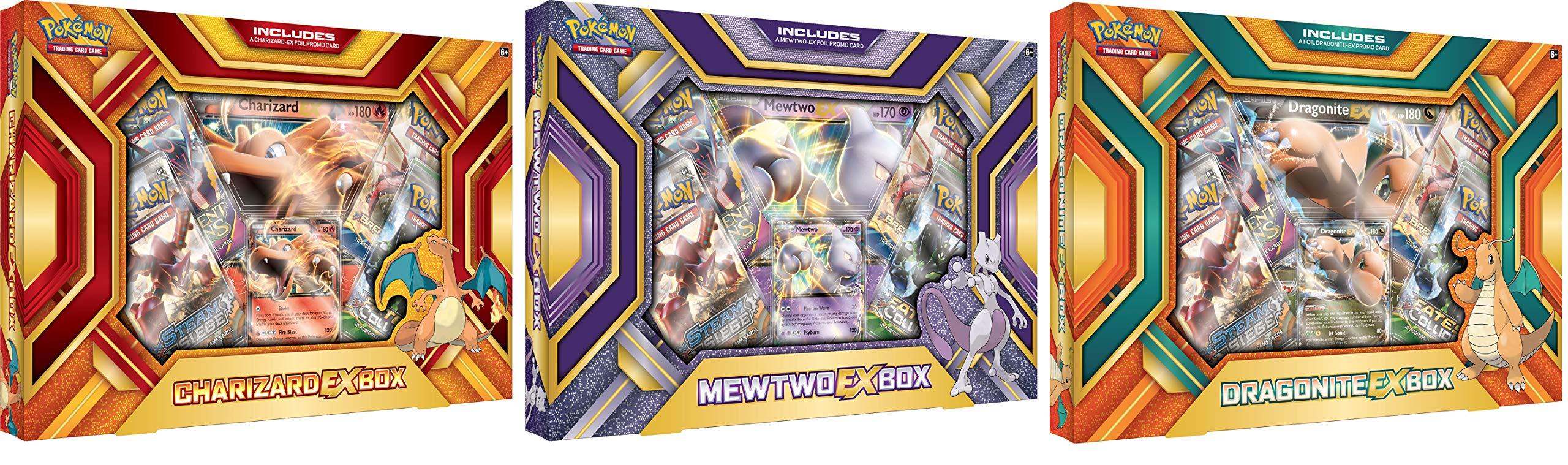Pokémon TCG Ex Box Bundle
