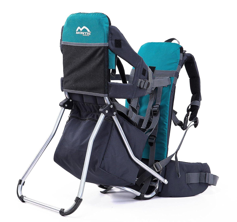 MONTIS Runner ONE, Rückentrage, Kindertrage, bis 25kg, div. Farben Rückentrage