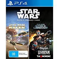Star Wars Racer and Commando Combo - PlayStation 4