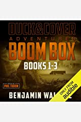 Boom Box: Duck and Cover Adventures Series, Books 1-3 Audible Audiobook