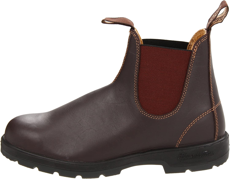 Blundstone Classic Comfort Braun 550, Unisex-Erwachsene Kurzschaft Stiefel Braun Comfort (Brown) a8b2aa
