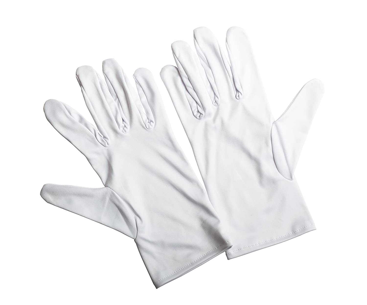 Black microfiber jewelry gloves - Amazon Com Large White Touchscreen Compatible Lint Free Microfiber Inspection Gloves Office Products