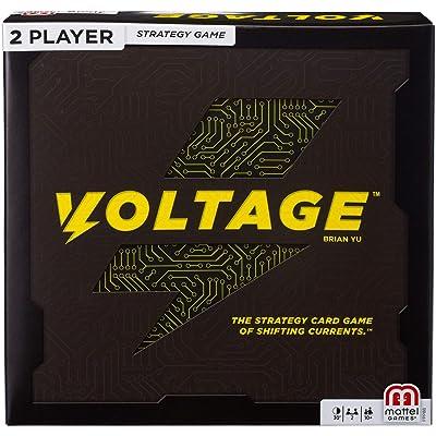 Mattel Games Voltage Game: Toys & Games [5Bkhe0303848]