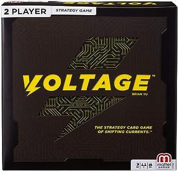 Y Voltage esJuguetes Mattel Fpp88 JugueteAmazon Juegos EDYWH9Ie2