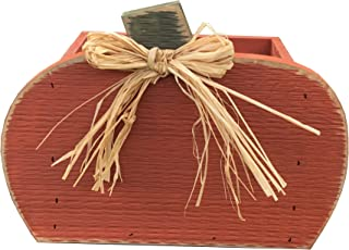 product image for Furniture Barn USA Primitive Rustic Decorative Wooden Fall Mum Box
