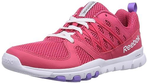 Deportes Interior Para De Reebok Rosa Color Zapatillas Mujer AU4qBB